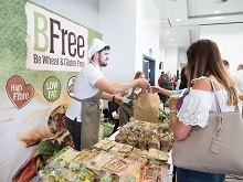 BFree Exhibiting at our GFFF 2017