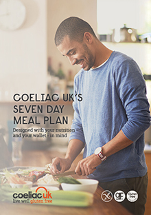 seven day meal plan cover