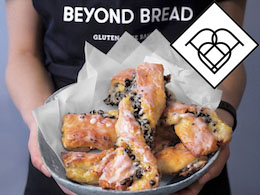 Beyond Bread Bakery - Fitzrovia