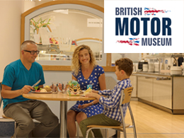 British Motor Musuem Accred