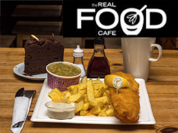 Real Food Cafe Accred Image