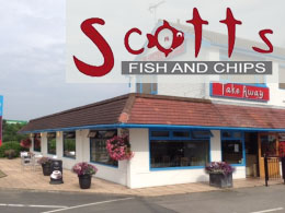 Scotts Fish and Chips