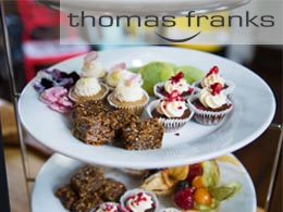 Thomas Franks Catering at Denman College