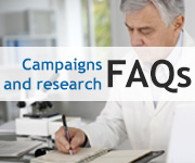 Campaigns and Research FAQs