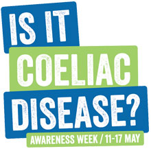 Is it coeliac disease? Awareness Week
