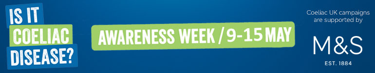 Awareness Week 2016 supported by Marks and Spencer