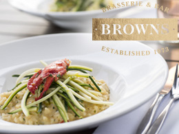 Browns Brasserie