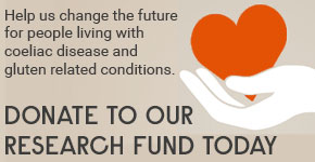 Research fund donation