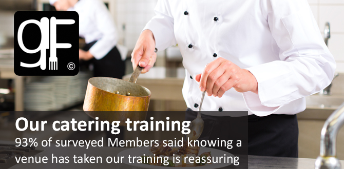 Catering training
