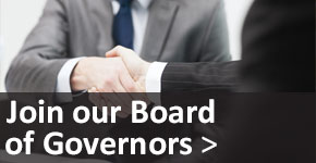 Join our Board of Governors