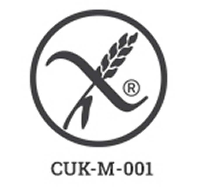 Look out for our Crossed Grain symbol - Coeliac UK