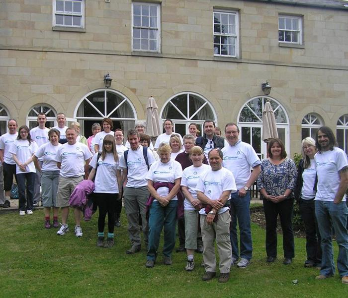 Whitby Awareness Week walk