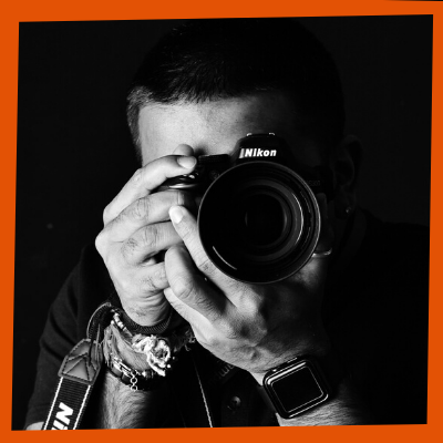 Vijay photography volunteer