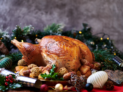Christmas Turkey 1200 x 897