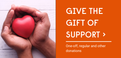 Give the gift of support