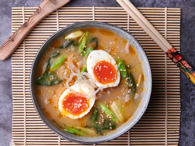 Miso Ramen and Noodles
