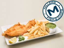 Millers Fish and Chips