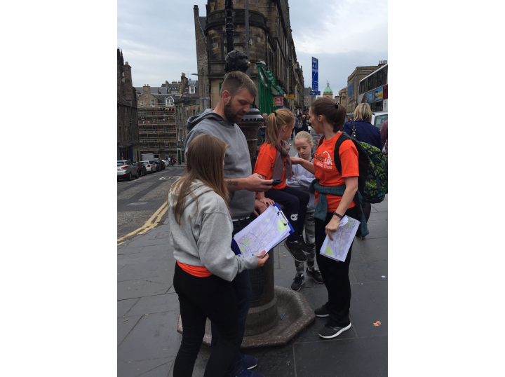 Edinburgh Treasure Hunt