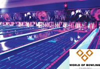 Look our for our gf symbol Marcos World Of Bowling