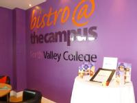 Forth Valley Group meal at  Bistro @ The Campus