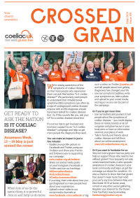 Crossed Grain newsletter May 2019