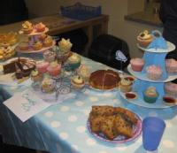 Nottinghamshire Group coffee morning