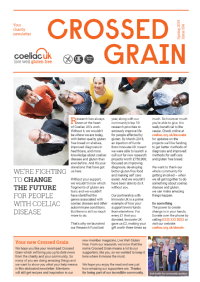 Crossed Grain newsletter February 2019