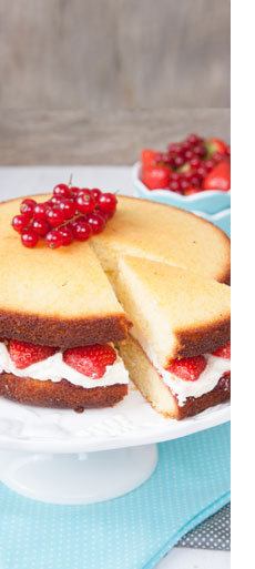 Easy gluten free cake recipes uk