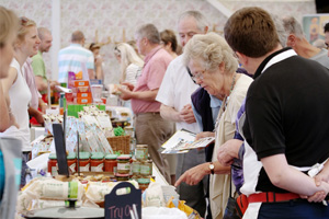 Coeliac UK AGM and Wetherby food fair