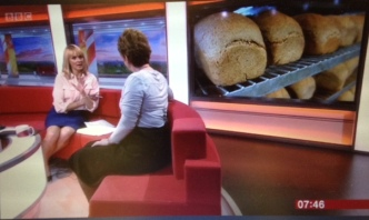 BBC Breakfast 18.8.15