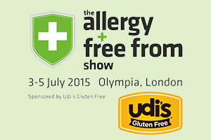The Allergy & Free From Show 2015
