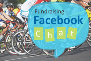 Get involved in our upcoming fundraising Facebook chat