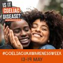 IBS poster for Is it coeliac disease? campaign