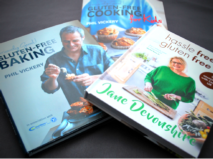 Cookery books image