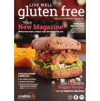 Live Well Gluten Free magazine subscription