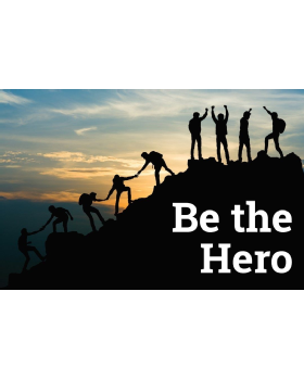 Donate - Be the Hero
