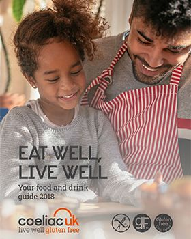 Eat Well, Live Well. Your Food and Drink Guide 2018.