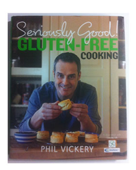 ON SALE -Seriously Good Gluten-Free Cooking - Coeliac UK